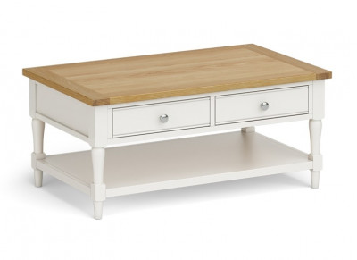 Chichester Ivory Coffee Table